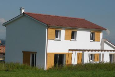 Bien connu Exemples de réalisations de chantiers de fermetures bois, portes  ER39