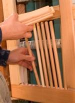 portes de garage bois sur mesure volets bois sur mesure gpf. Black Bedroom Furniture Sets. Home Design Ideas